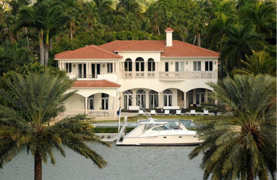 Фото: купить квартиру или дом в Майами недорого? Элитный особняк на продажу в Майами